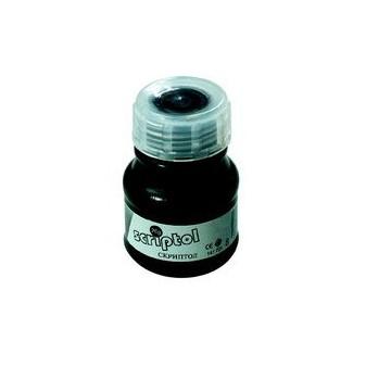 Tuš inkoustová Koh-i-noor černá 20 ml