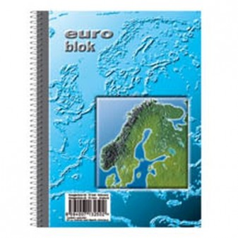 Blok College euro - A5 / linka