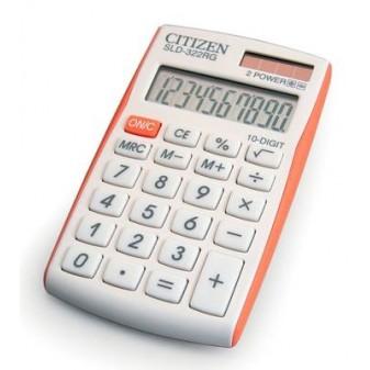 Kalkulačka Citizen SLD 322 RG - displej 10 míst