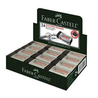 Pryž Faber - Castell - černá