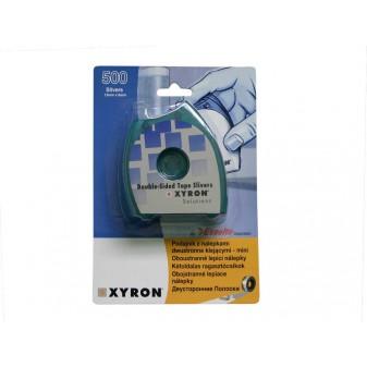 Oboustranné samolepicí etikety Xyron v zásobníku