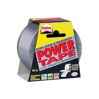 Lepicí pásky Pattex Power tape - stříbrná
