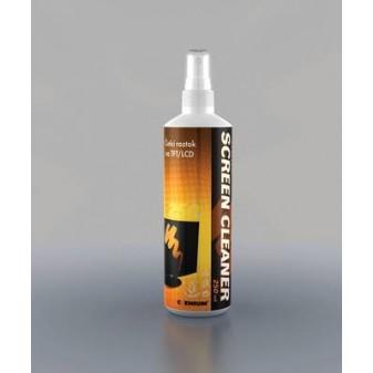 Čisticí spray na obrazovky a monitory Clenium - 250 ml