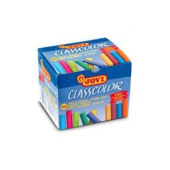 Křídy školní barevné 6ks Koh-i-noor 112505 mix barev