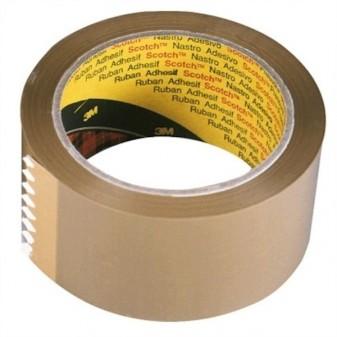 Páska balicí Scotch 3538 50mm/66m hnědá