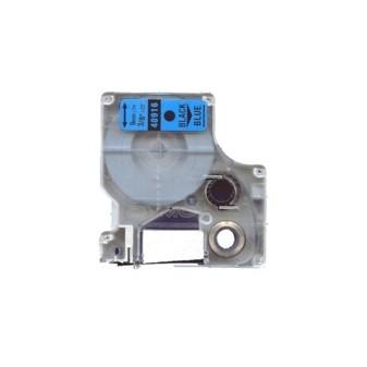 Páska Dymo D1 40916 9mm/7m černá/modrá
