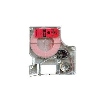Páska Dymo D1 40917 9mm/7m černá/červená