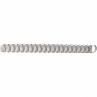 Kroužky pro kroužkovou vazbu plastové 10mm