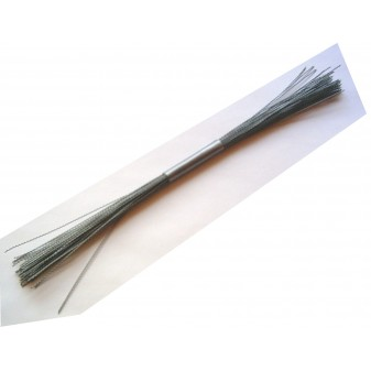 Lanko plombovací sekané průměr 09 mm 30cm 40ks