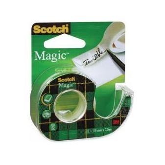 Páska lepící Scotch Magic 8-1975D 19 mm x 75 m