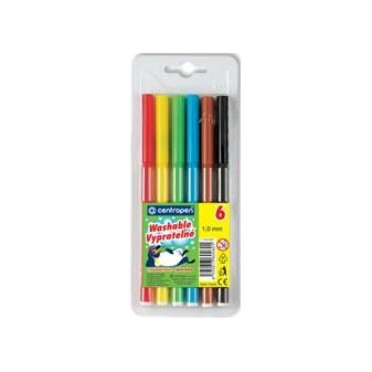 Popisovač univerzální Centropen 7790 6 barev