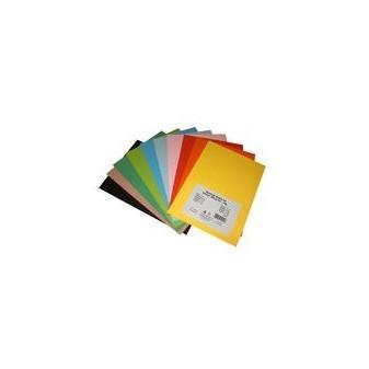 Papír barevný školní 20ks A4/80g/m2 mix barev